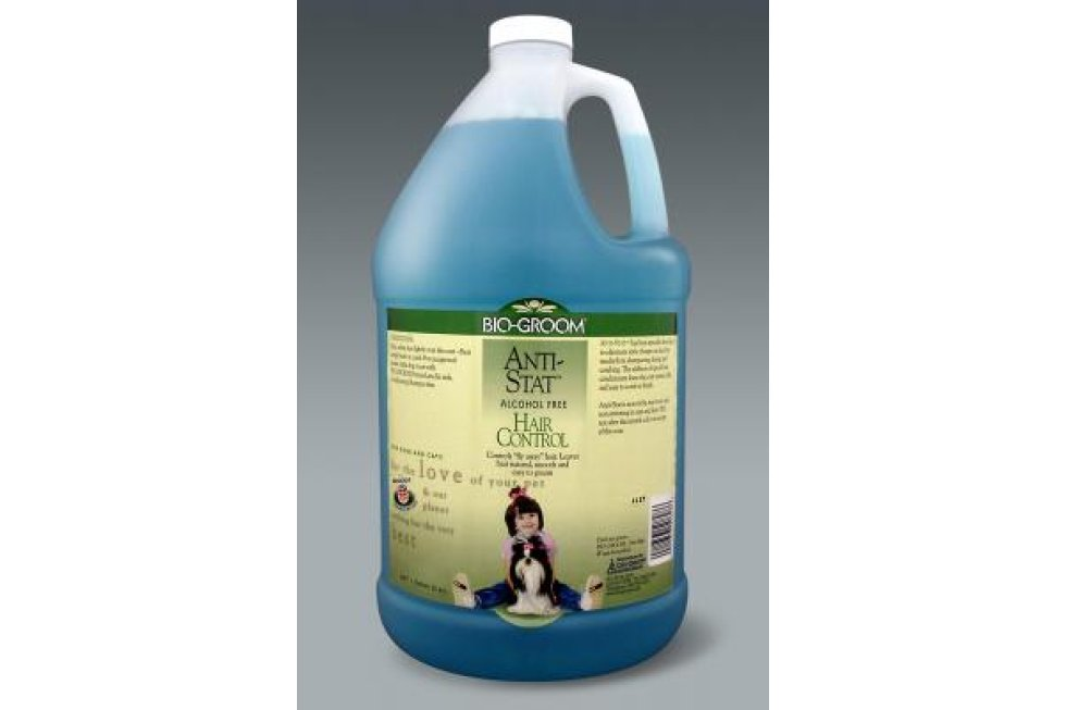 Bio Groom Anti-stat 3,8ltr