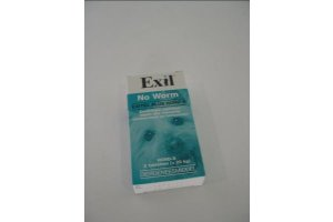 exil-no-worm-plus-hond-2-tablet