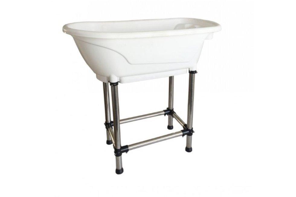 Vrijstaand bad plastic 214516 ontwerp inspiratie voor de badkamer en de kamer - Badkuip ontwerp ...