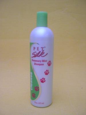 Pet Silk Rosemary Mint  Sh 473ml